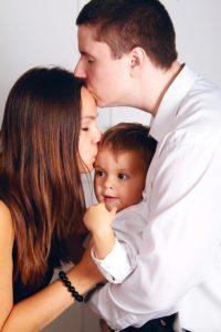 дети от разных браков