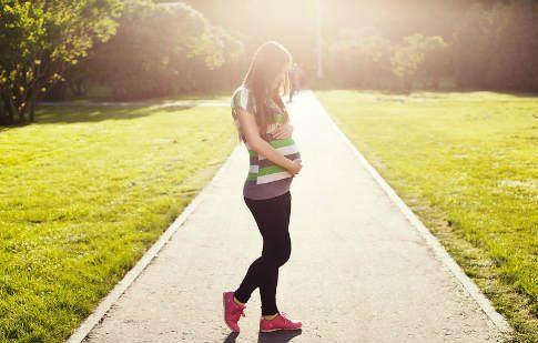 можно ли бегать на беговой дорожки во время беременности