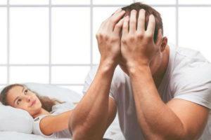 слабая эректильная дисфункция у мужчин