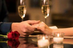 сделать предложение девушке на новый год
