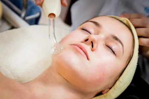Дарсонвализация для лица и волос